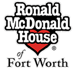 Ronald McDonald House of Fort Worth logo