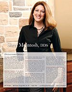 trusted Keller dentist Sheri McIntosh, DDS