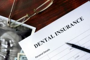 Dental insurance claim form
